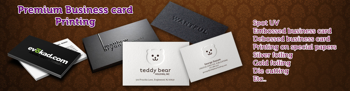 Cheap and best business cards printing in dubai affordable business dubai offset and digital printing business card reheart Gallery